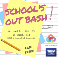 School's Out Bash