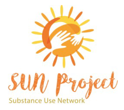 substance use network sun project logo