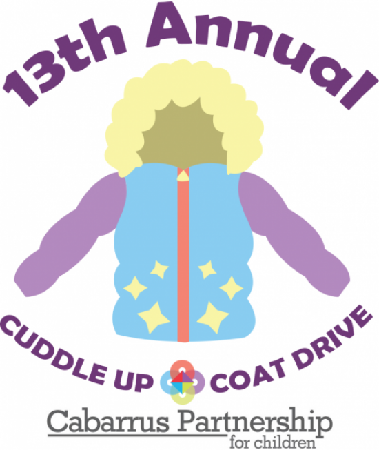 13th Annual Cuddle Up Coat Drive